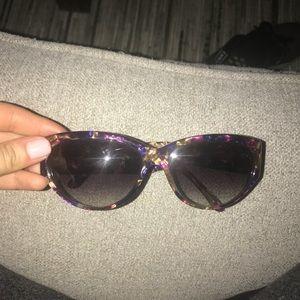 Machie Pink Sunglasses NEW